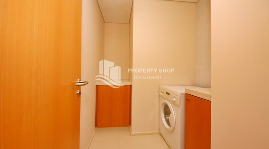 Laundry Room-available for rent with fantastic community!